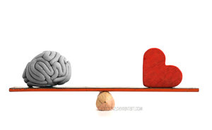 Heart vs. Mind